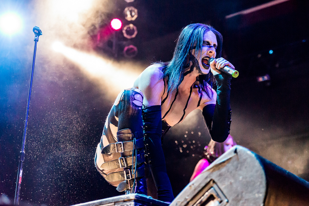 Mechanical Manson