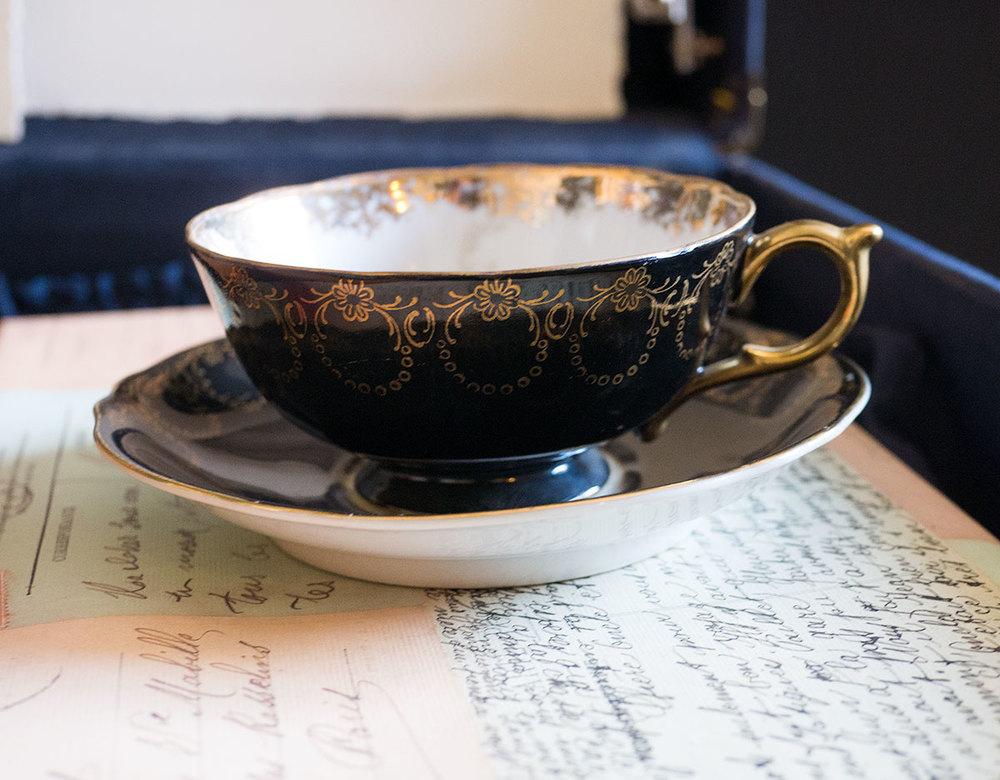 Japanese Vintage Teacup