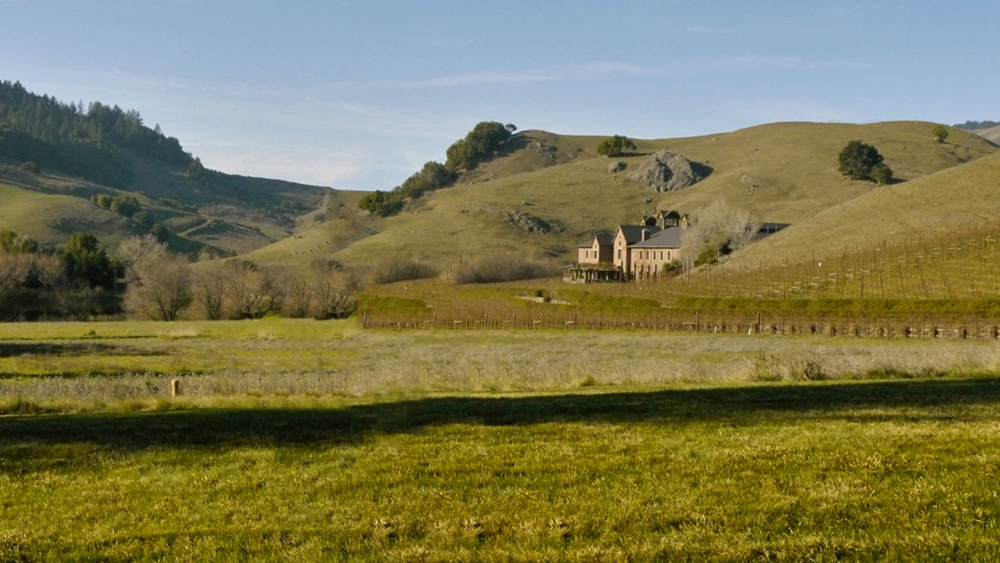 Skywalker Sound, January 2012