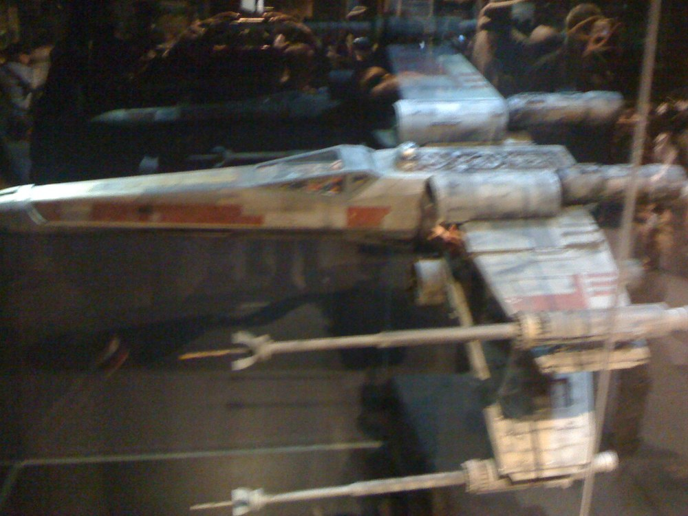 Star Wars Exhibit, The Franklin Institute