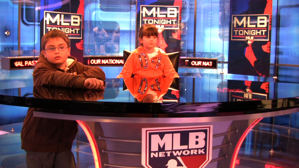 My Kids at MLB Network, 2009