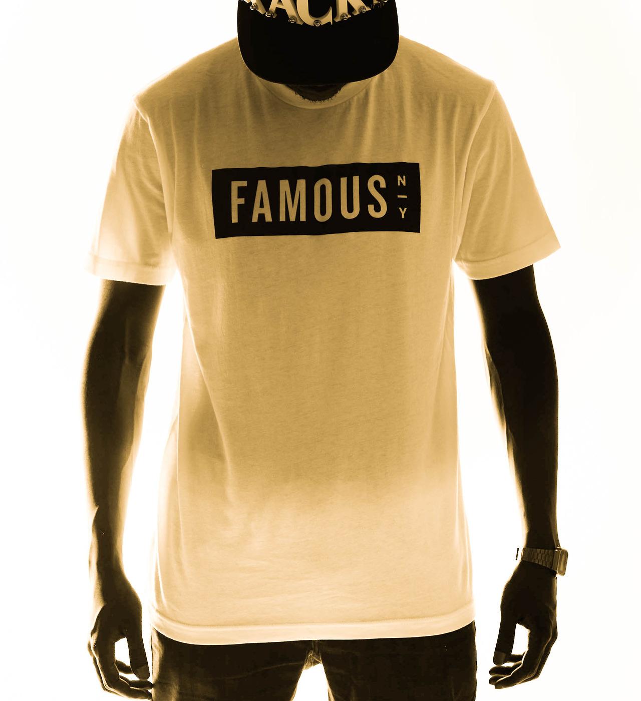 Noah Caine x  Famous New York .