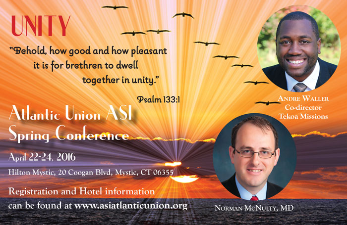 ASI-AU Spring Conference Flyer
