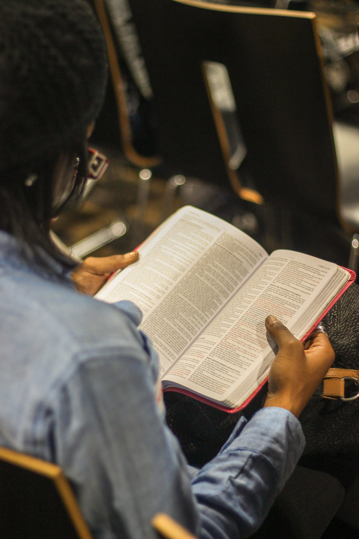 STRIDE - Bible Study