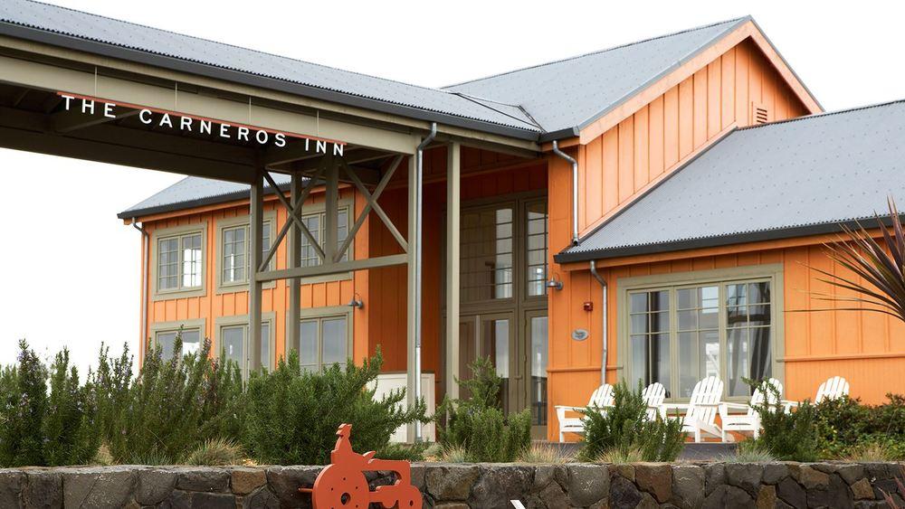 Carneros inn amy a alper architect for Carneros inn napa valley
