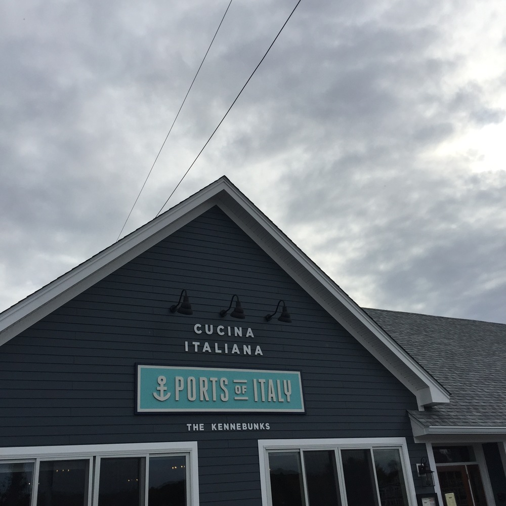 travel blog eats kennebunkport