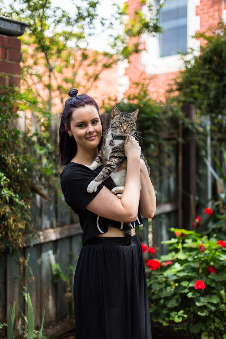 Becky (& Huxley)