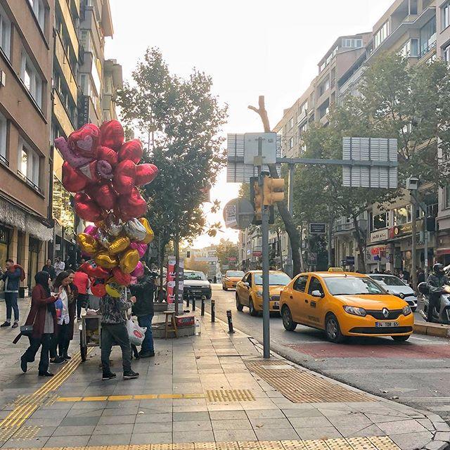 Nisantasi, Istanbul. #iPhone
