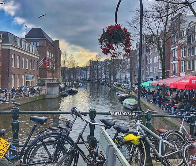 Amsterdam.. iPhone