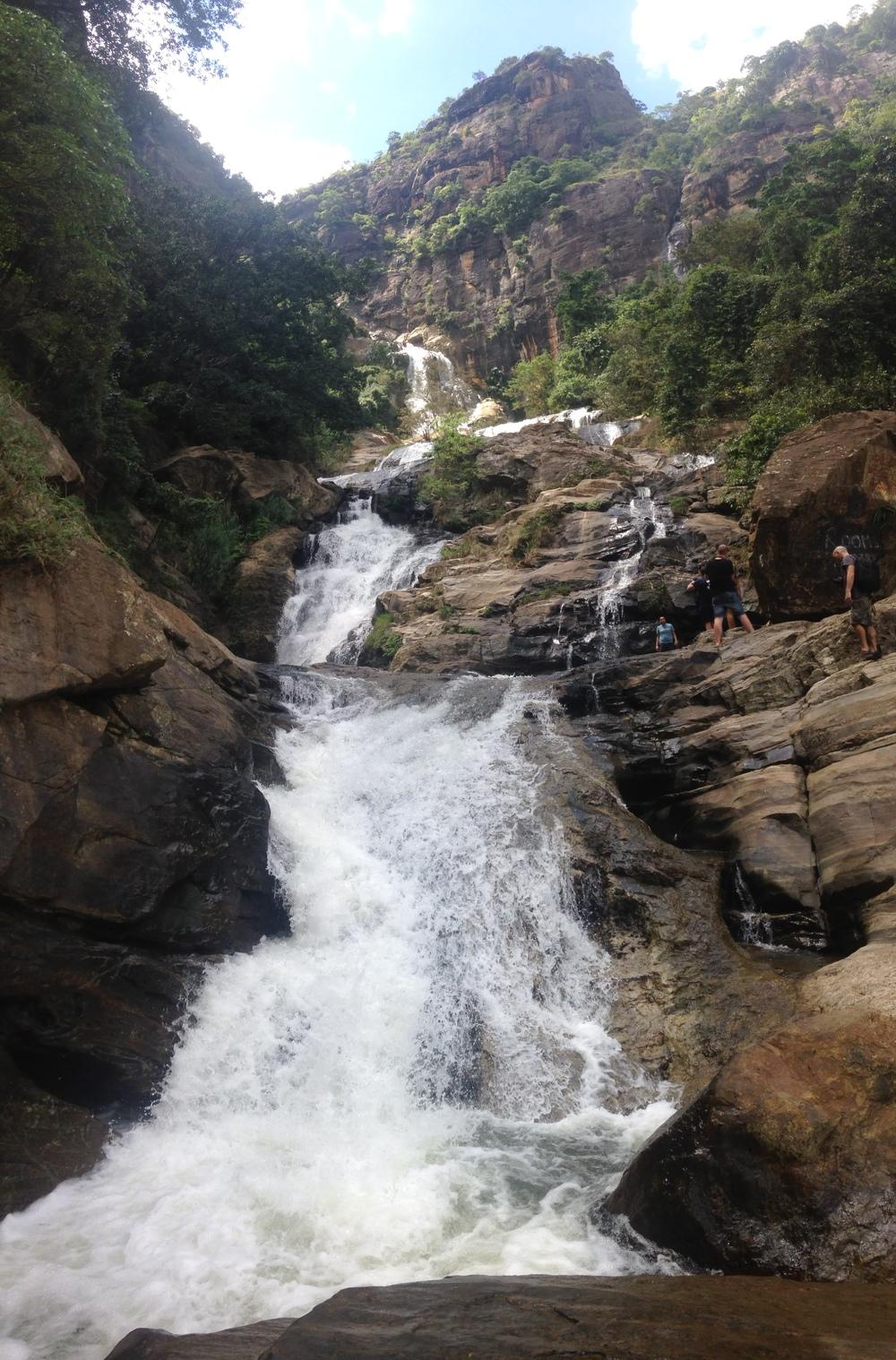 Rawana Ella Falls.