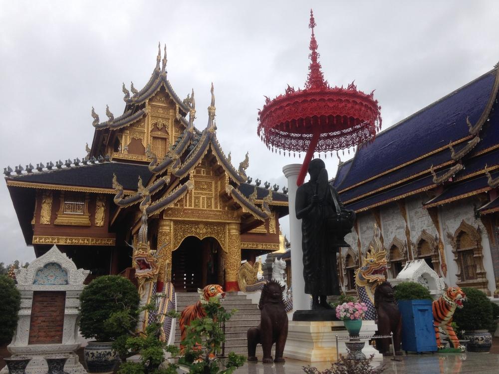 Wat Ban Den outside Chiang Mai