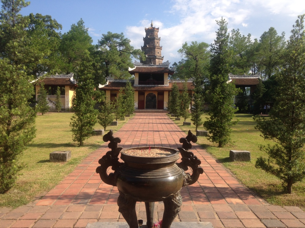 A nice pagoda
