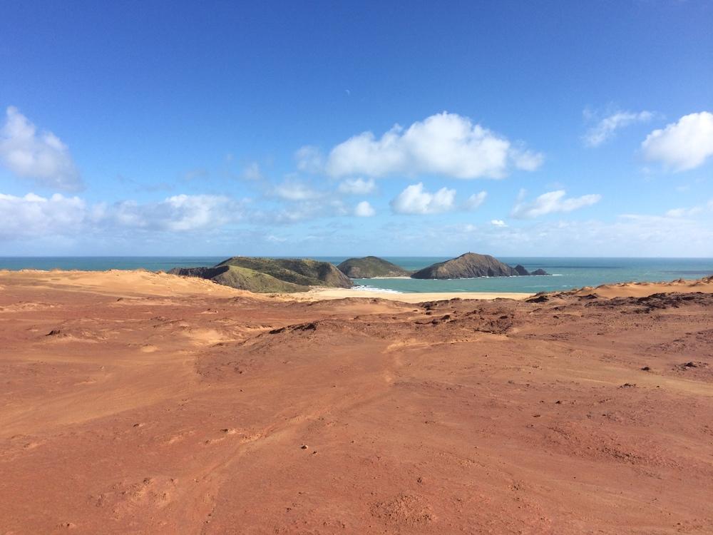 Hiking from Cape Reinga to 90-Mile Beach