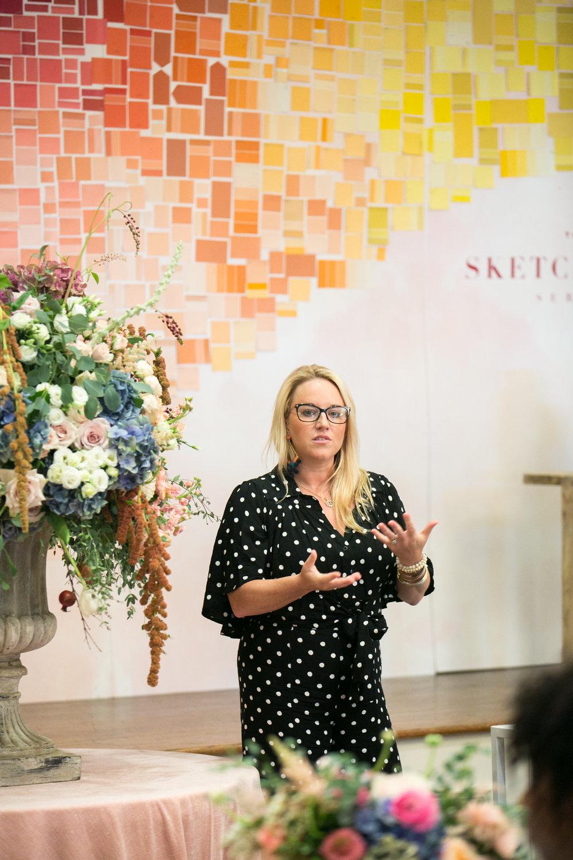 Emily Clarke, Designer + Planner