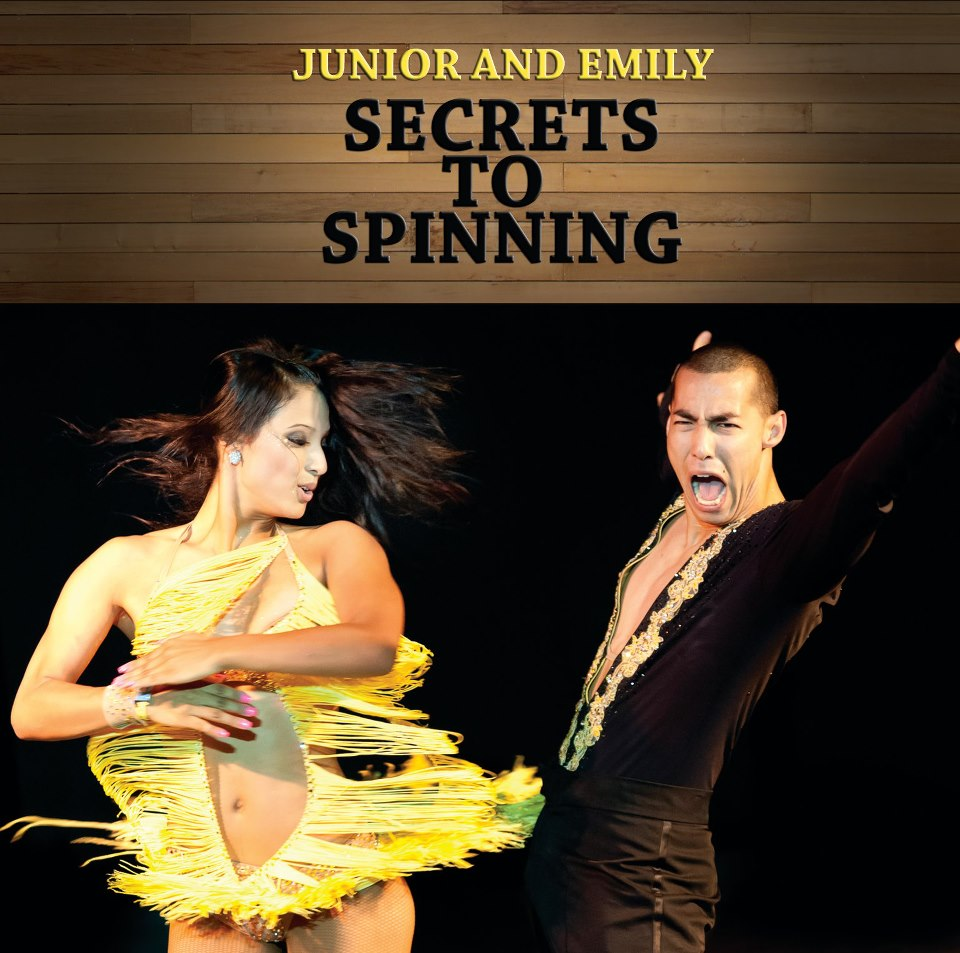 SECRETS TO SPINNING DVD  29.99 USD