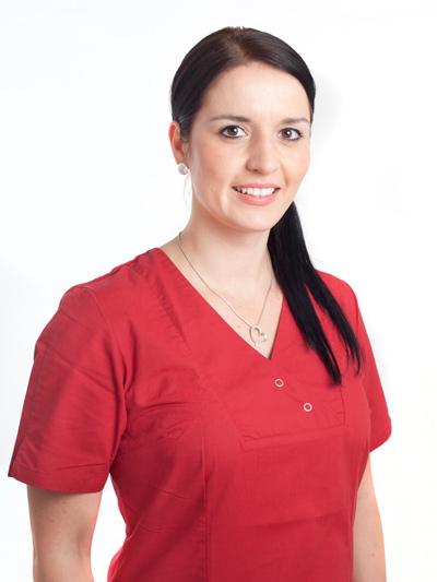 Yvonne Neuenfeldt, Dentalhygienikerin. Momentan in Elternzeit