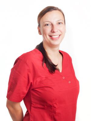 Nadine Wirsel, leitende Assistenz