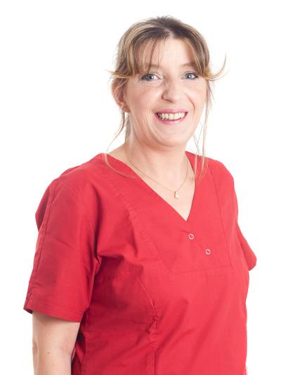 Jana Eckardt, zahnmedizinische Fachangestellte
