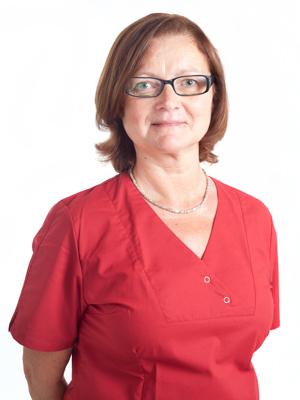 Kerstin Schmidt, zahnmedizinische Fachangestellte