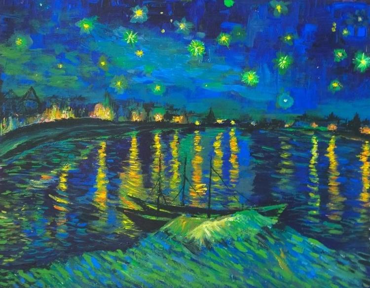 Van Gogh Study
