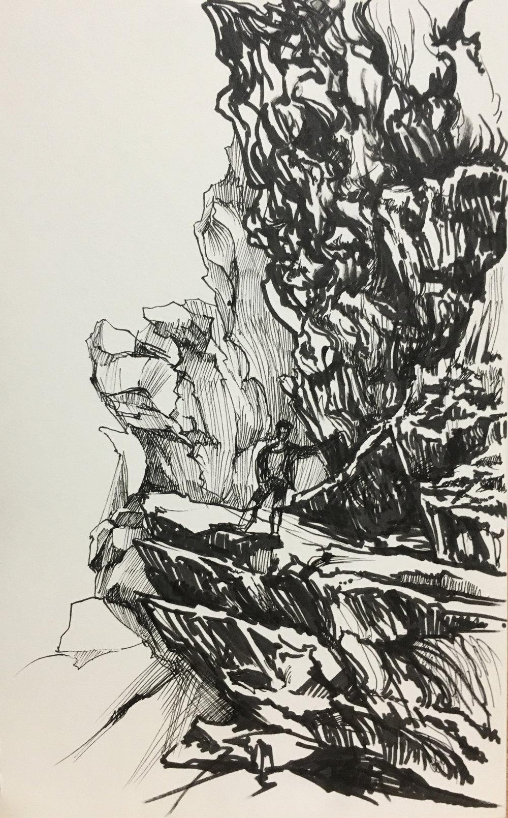 Centerpiece, Rumney