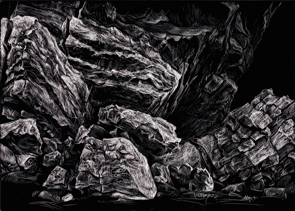 The Gunks Trapps Boulders.png