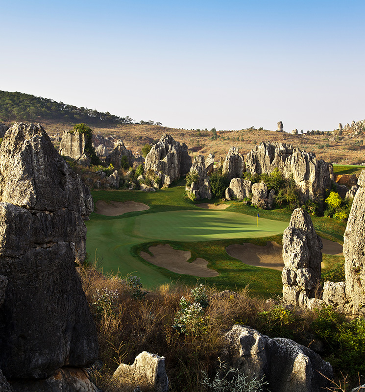 #16 at Stone Forest - Yufeng Ridge