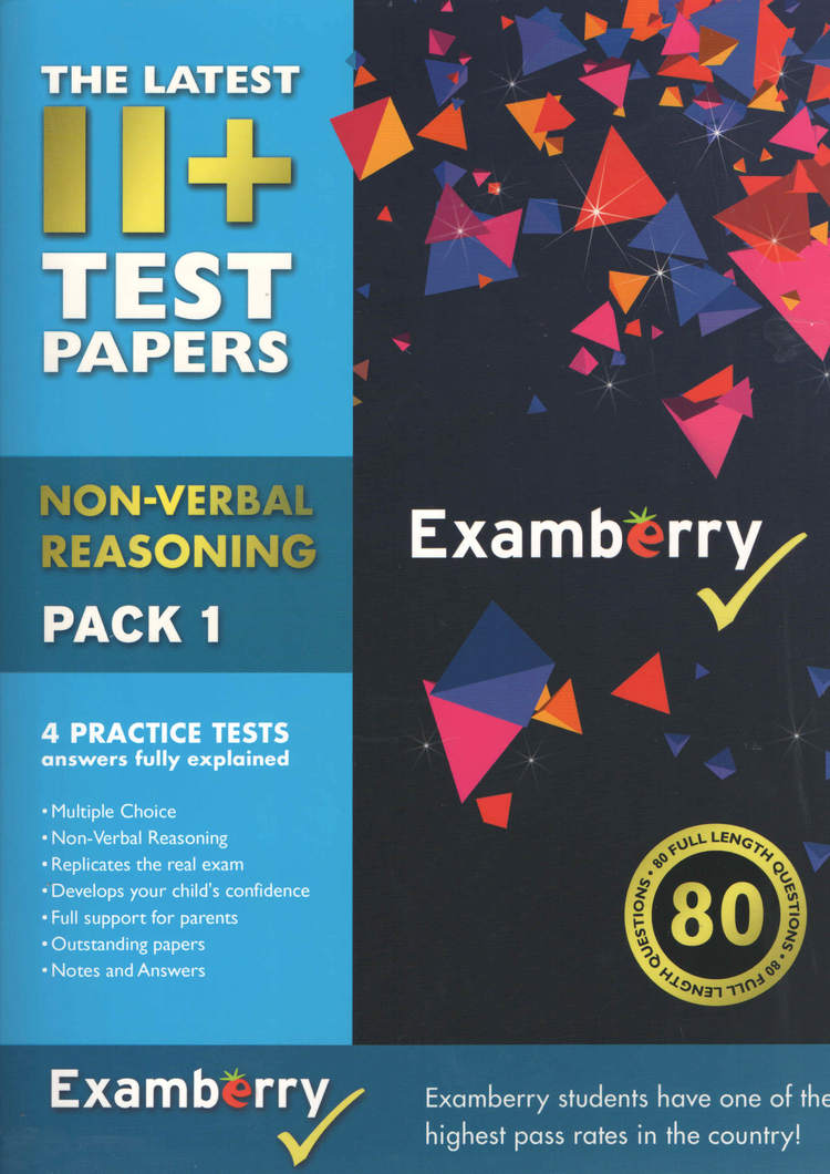 Buy Examberry VR & NVR Papers