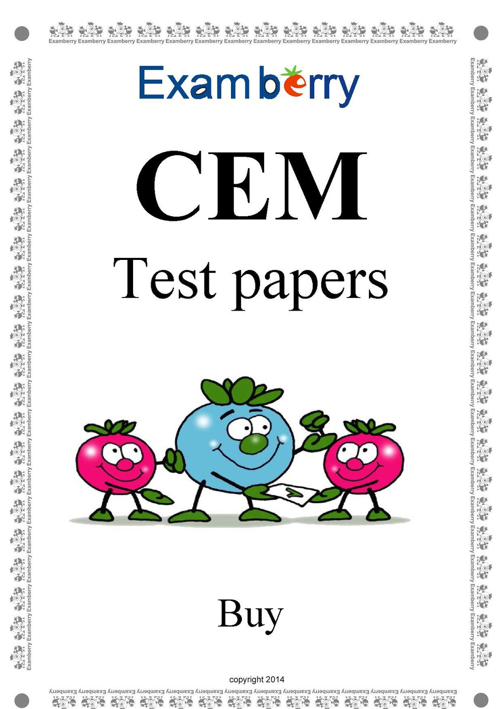 Buy Examberry CEM Papers