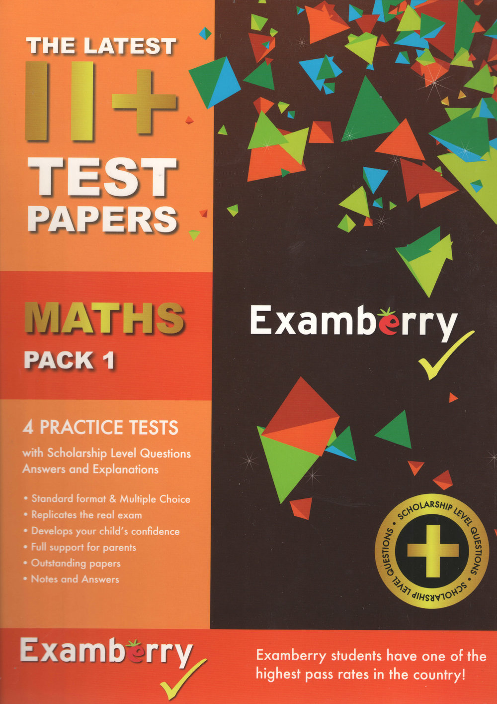 Buy Examberry Maths Papers