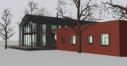 Atelier uoa - Cout rehabilitation grange ...
