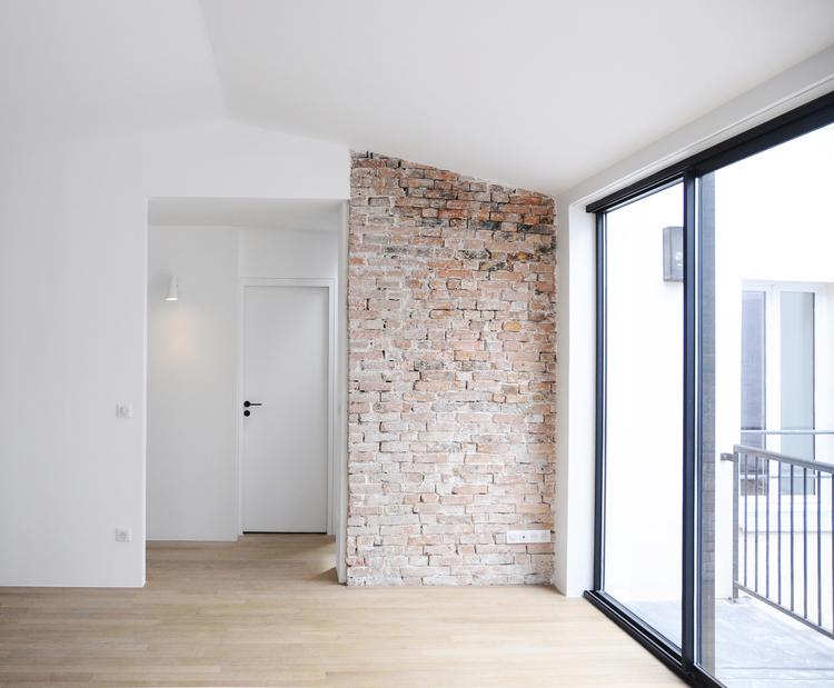 Appartement à Paris — Atelier UOA