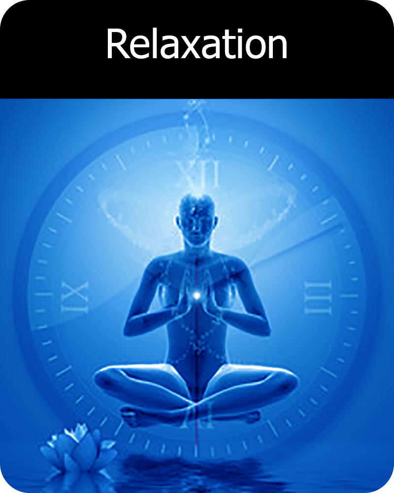 Relaxation Yoga Meditate