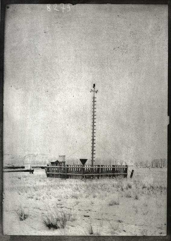 A Story Within and Beyond   Photoetching, 2013   42 x 30 cm