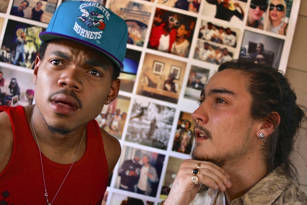 Chance The Rapper & Towkio