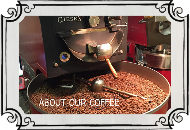 American Bulldog Coffee Roasters, with decades of coffee experience, selects and roasts the best coffee.