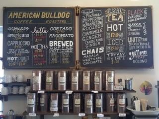 Menu on Wall American Bulldog Coffee Roasters Ridgewood NJ.jpg