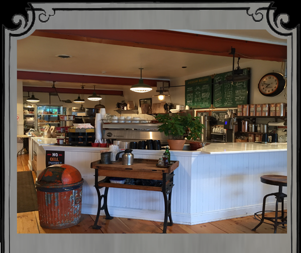 Passionate about fresh coffee and organic baked goods, we have delicious treats for you!