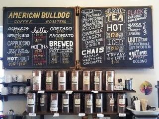 Menu Local Roast Coffee Organic Tea American Bulldog Coffee Roasters Ridgewood NJ.jpg