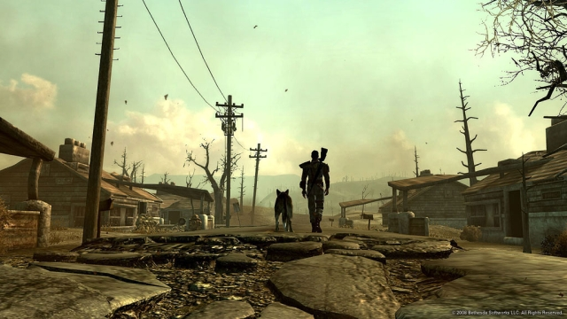 Fallout 3    by Bethesda Game Studios
