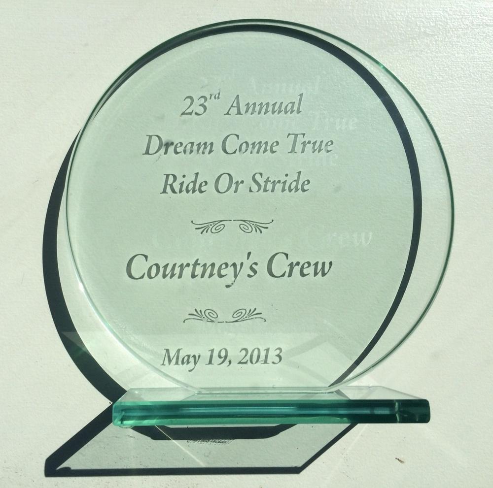 2013 Team Award