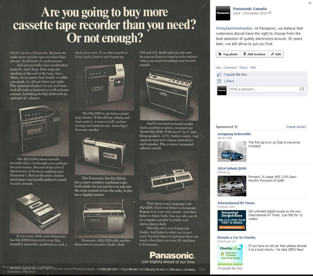 PanasonicCanada_ContentExample_WaybackWednesday.JPG