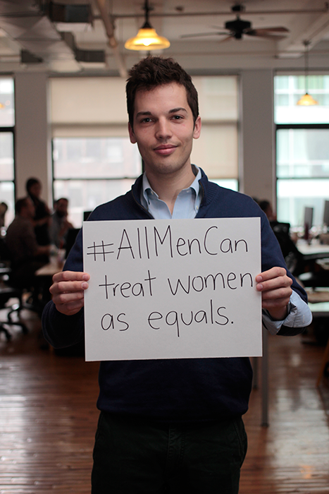 37 Men Show Us What Real Men's Activists Look Like