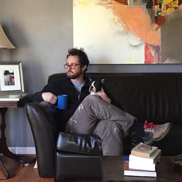 Scott Hunter - featured visual artist