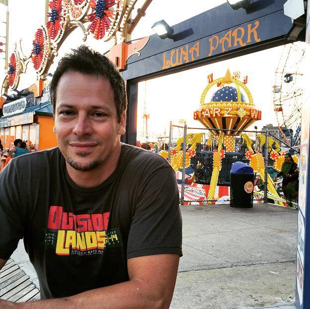 Michael Lotenero - featured visual artist