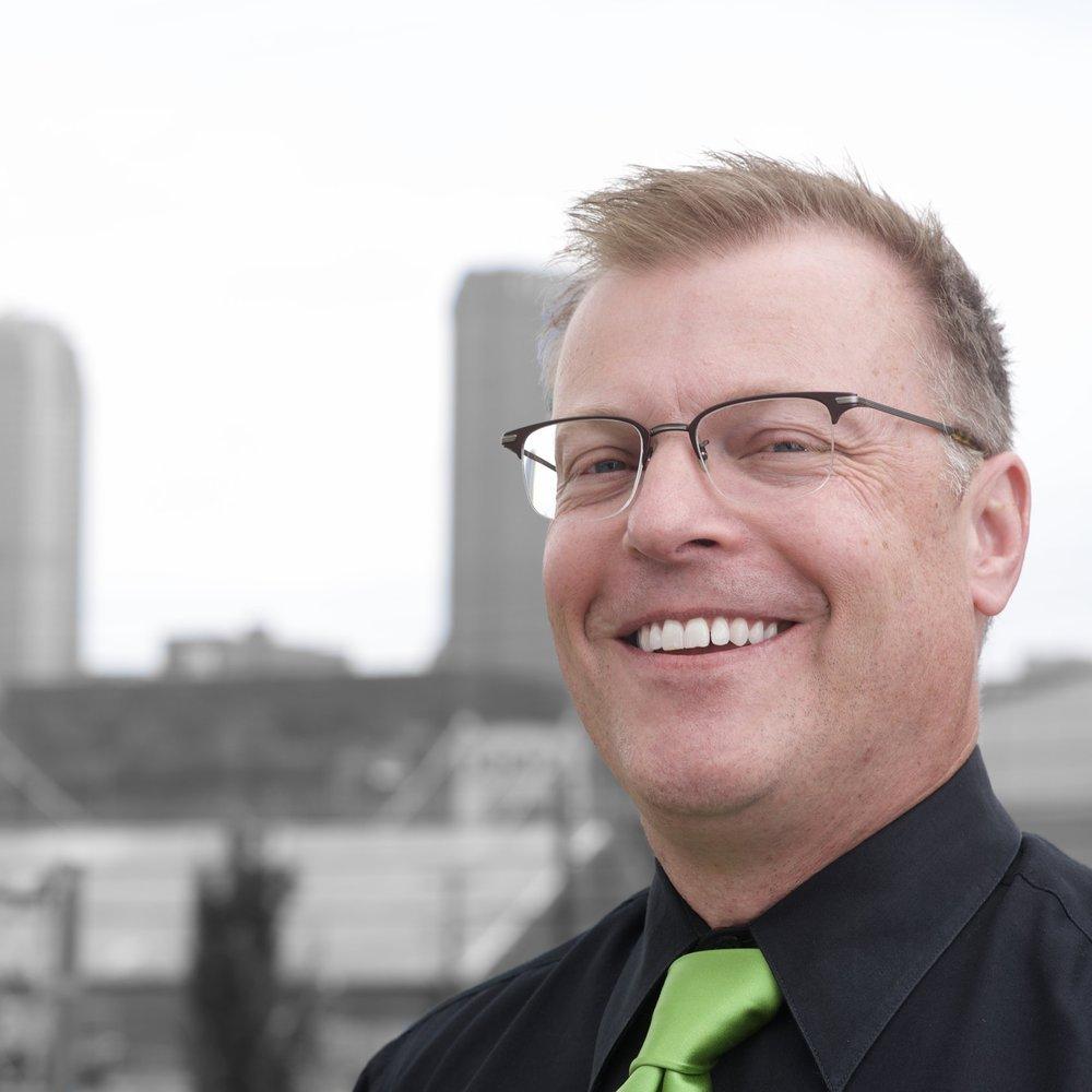 Jeffrey Nytch - BOARD PRESIDENT