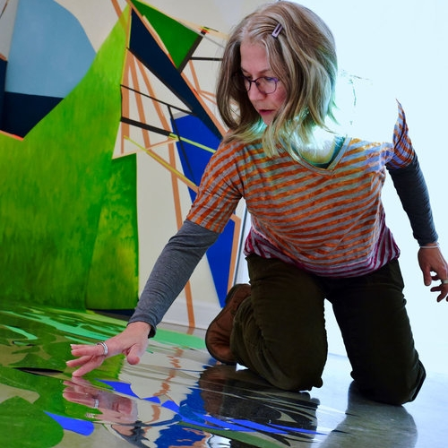 Linda Price-Sneddon - VISUAL ARTIST