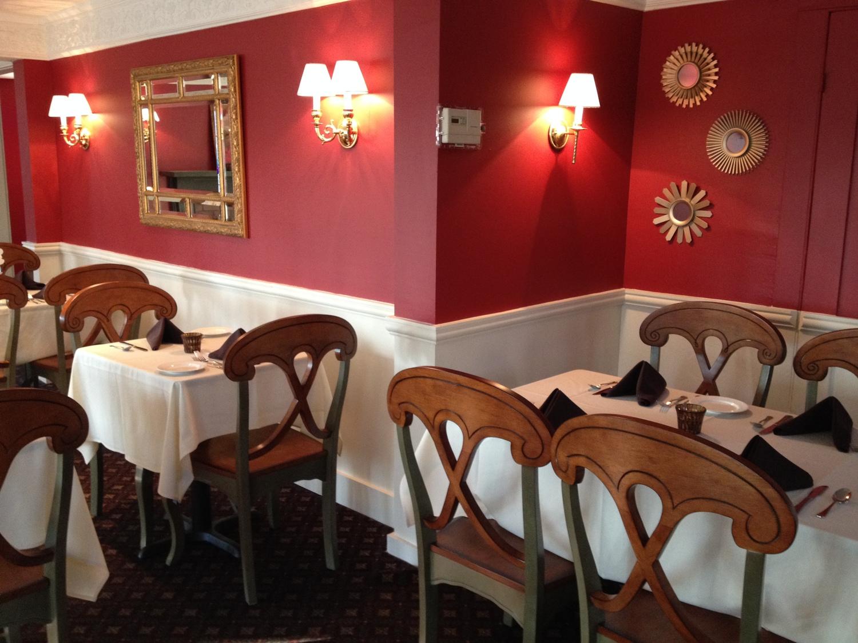 Menu The Olive Tree Restaurant