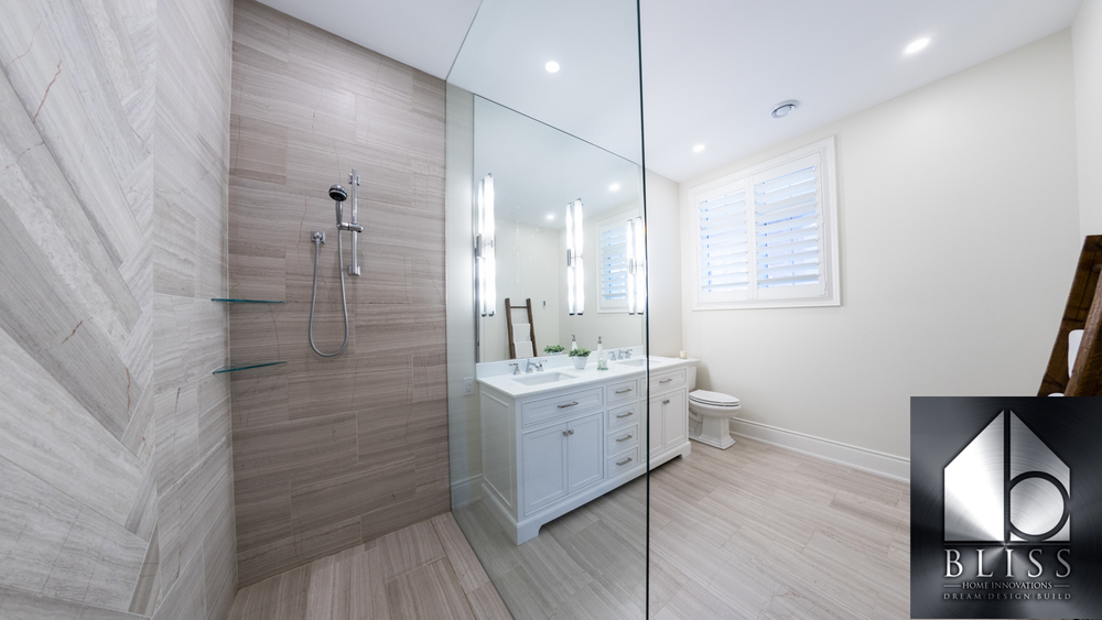Bathrooms BLISS HOME INNOVATIONS