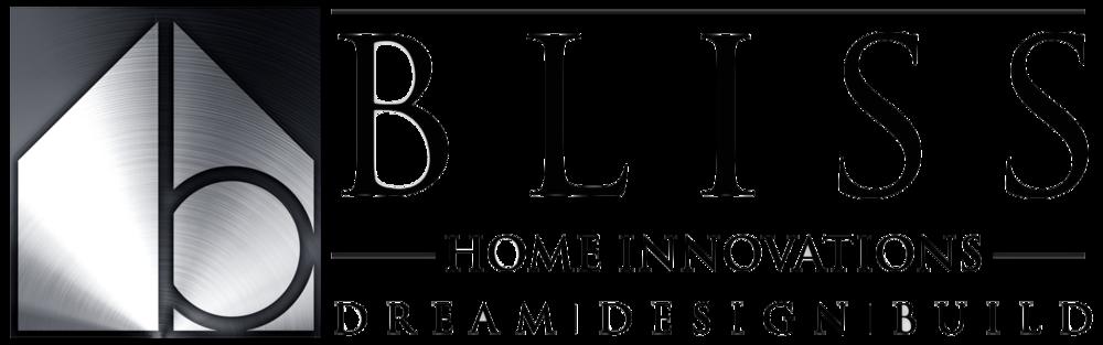 BLISS HOME INNOVATIONSBLISS HOME INNOVATIONS
